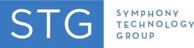 STG Symphony Technology Group Logo